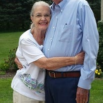 Anniversaries: David Miller & Virginia Miller