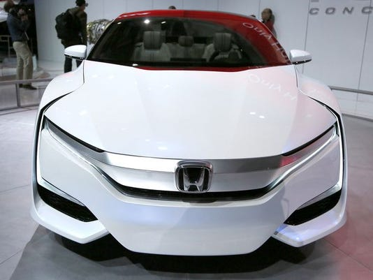 Hot new Honda among new cars