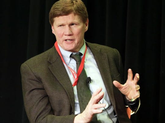 Green Bay Packers President and CEO Mark Murphy