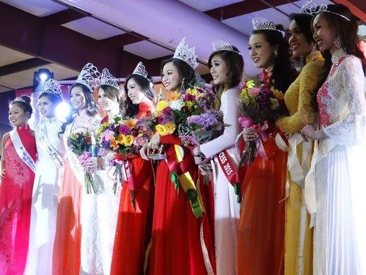 Miss Vietnam Beauty Pageant