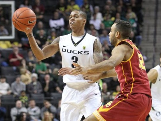 Oregon's Joseph Young is the Pac-12 Player of the Year.