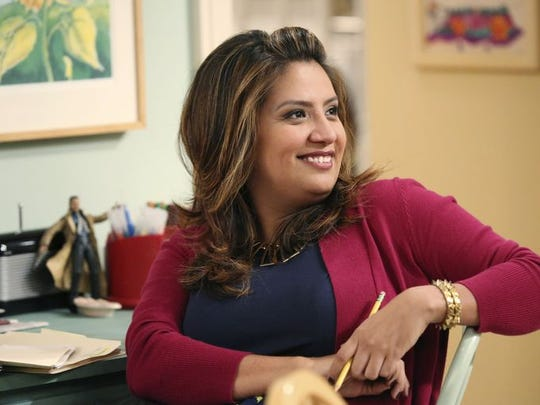 "Cristela Alonzo in ""Cristela,"" an ABC comedy loosely based on her life and stand-up routine."