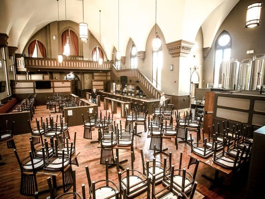St. Joseph's will serve beer and food in the historic building which was established as a parish in 1873, the fourth Catholic parish in Indianapolis.
