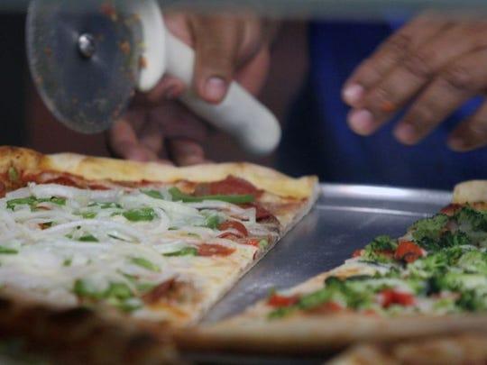 La Rosa Pizzeria and Italian Restaurant at 335 Lake Ave. in Metuchen.