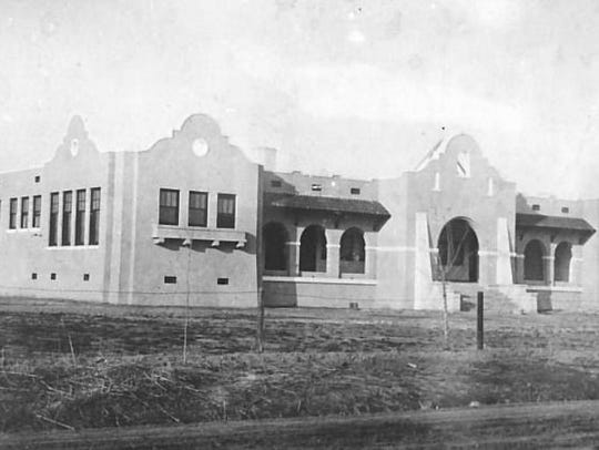 Glendale High School was built in 1912.