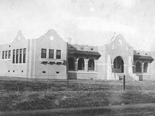Glendale High School was built in 1912.
