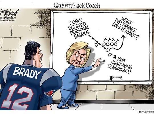 Coach Clinton