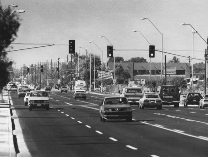How did Phoenix streets get their names? Many street