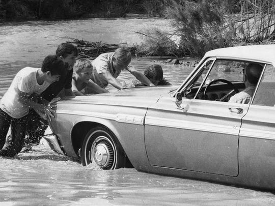 1970 Labor Day floods still remain deadliest in Arizona