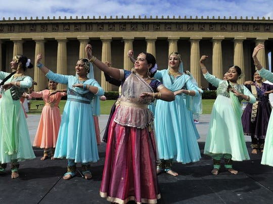The Celebrate Nashville Cultural Festival is a great chance to celebrate our area's diversity.