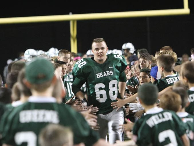 Brewster defeated Walter Panas 27-22 in a football game at Brewster High School Oct. 9, 2015.
