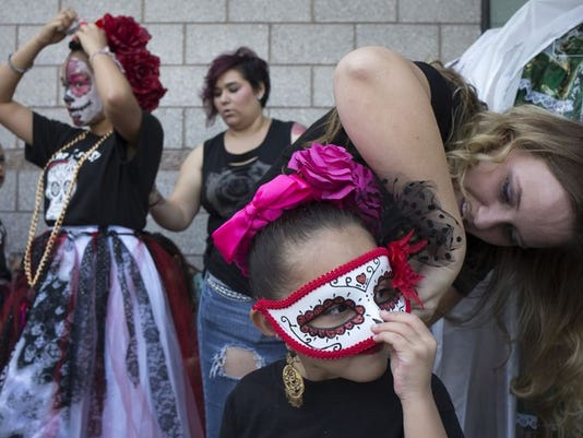Dia de Los Muertos at Mesa Arts Center
