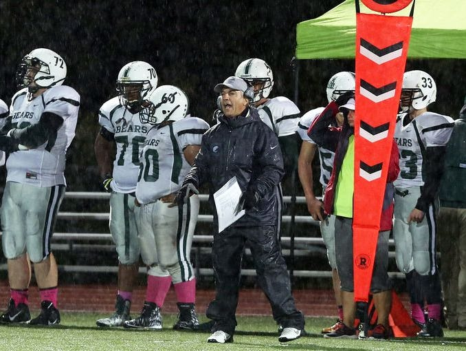 Brewster defeated Somers 48-16 during football action at Somers High School Oct. 2, 2015.