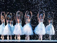 "Ballet Arizona's ""The Nutcracker"" boasts top-flight production values."