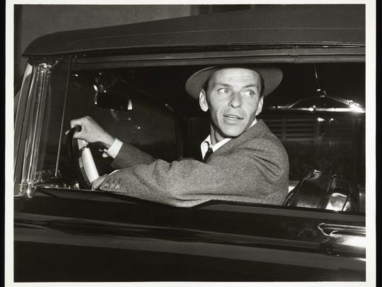 """Never-before-seen family photos of Frank Sinatra will be on display in the """"The Sinatra Experience"""" exhibit, March 5-26 at  New York's Morrison Hotel Gallery."""