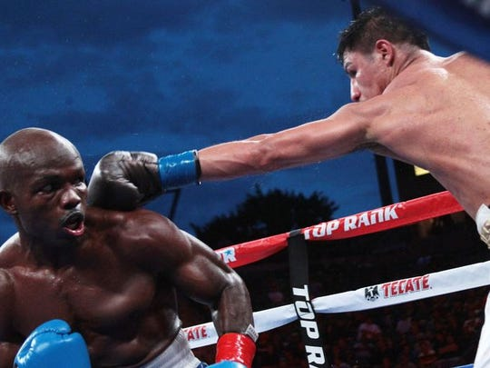 Timothy Bradley has recently been approached by Jessie Vargas, who wants a rematch.