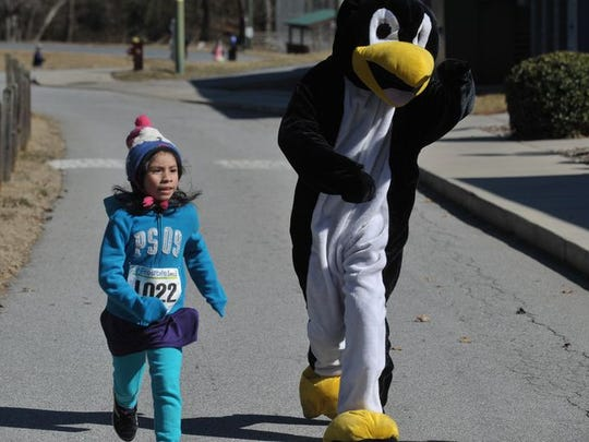 The 24th annual Frostbite 5K and 10K races will be Feb. 21 in Fletcher.
