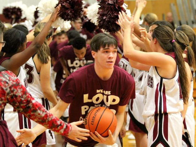 Ben Craig is one of the top players for the Owen boys basketball team.