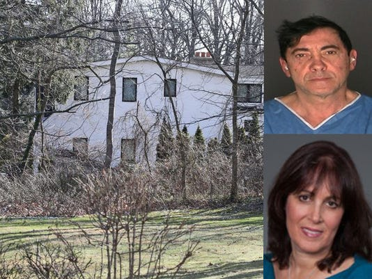 Scarsdale murder Julius Reich Robin Goldman