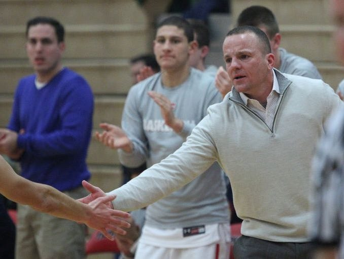 George Gaine and Tappan Zee, the No. 1 seed, will meet No. 2 Byram Hills at 7 p.m. Sunday, Feb. 28, 2016, in the Class A championship at the Westchester County Center.