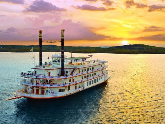 The Showboat Branson Belle returns in Branson this weekend.