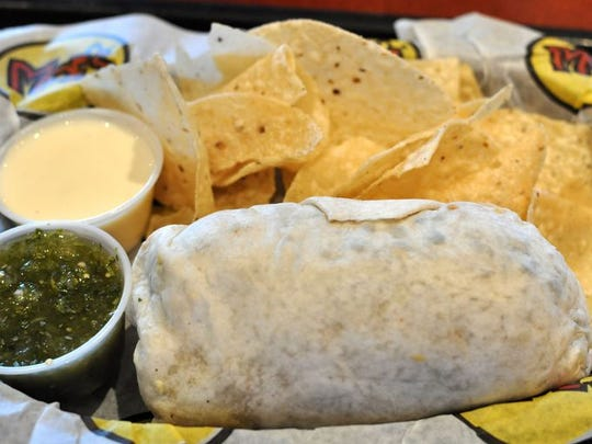 Moe's Southwest Grill: Known for their crazy menu names and high-quality ingredients.