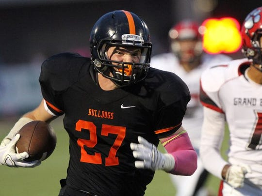 Brighton's Joey Clifford was selected to the East/West All-Star Game along with two others from Livingston County.