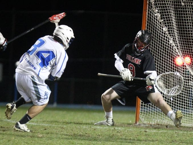 Senior midfielder Michael Smith is the primary scoring threat for the Sailors, but he's not the only finisher.