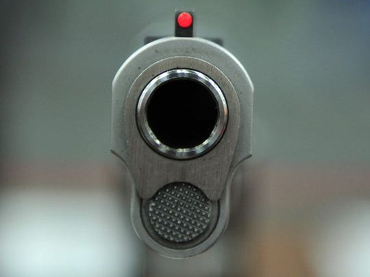 A 16-year-old girl was accidentally shot by a handgun Friday morning.