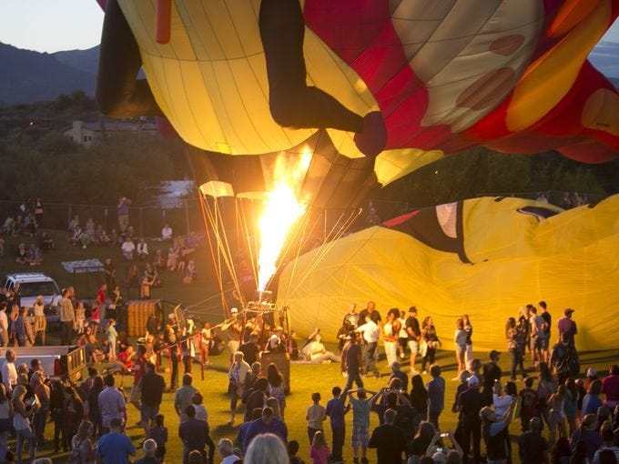 Flutter into springtime with these March festivals in Arizona