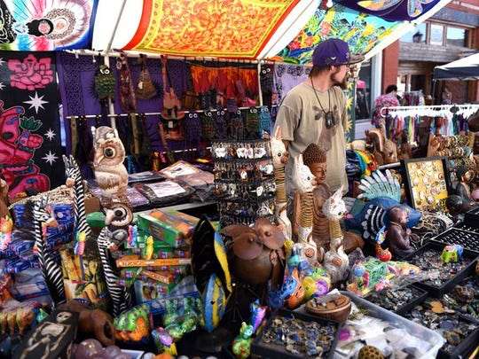 About 150 vendors will join local stores open for business in downtown Greer Station this weekend at Family Fest.