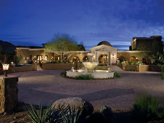 Most expensive homes sold in metro Phoenix