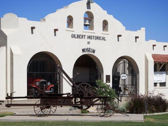 Gilbert/Gilbert Historical Museum (1913).