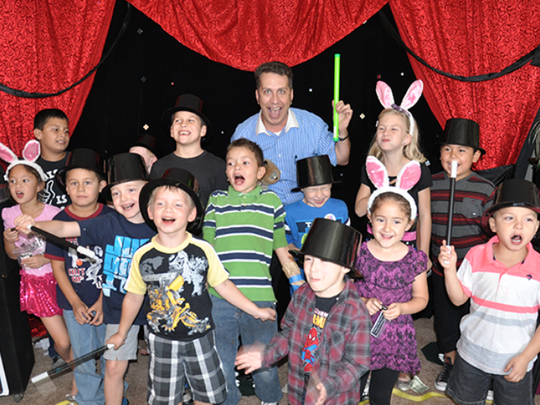 75 Phoenix Area Spots For Your Childs Birthday Party