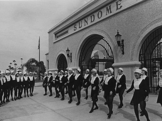 Sundome Center for the Performing Arts (1980)