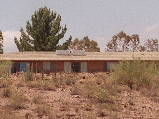 Goldwater House