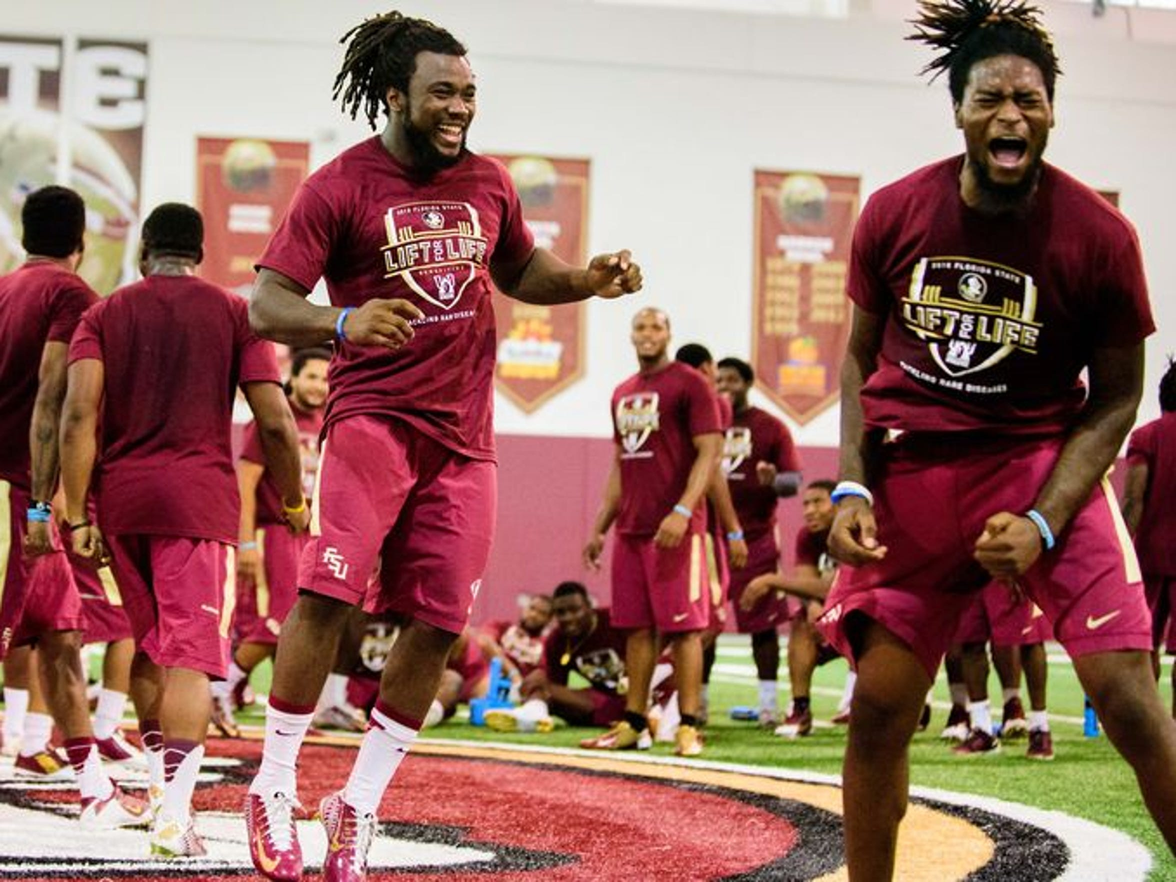 Dalvin Cook's emergence as a complete leader fuels optimism among FSU's coaching staff.