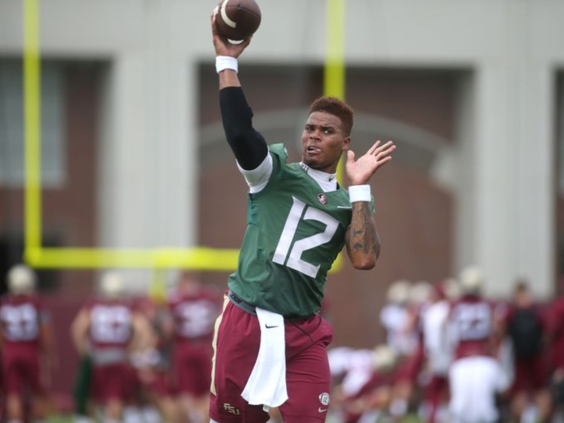 Francois's ability to be a dual-threat QB is an exciting prospect.