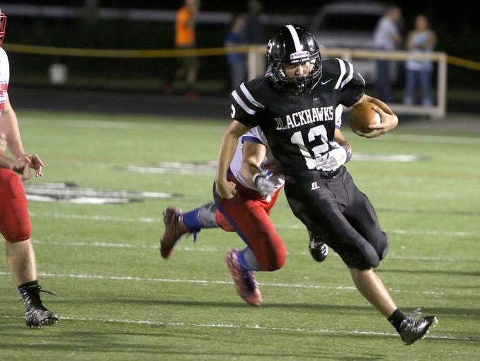 Nick Lisenbee and North Buncombe travel to Mountain Heritage on Friday.