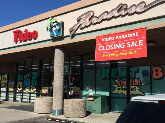 After 25 years of business, this Chandler video-rental