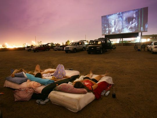 This Drive In Followed National Trends Shutting Down