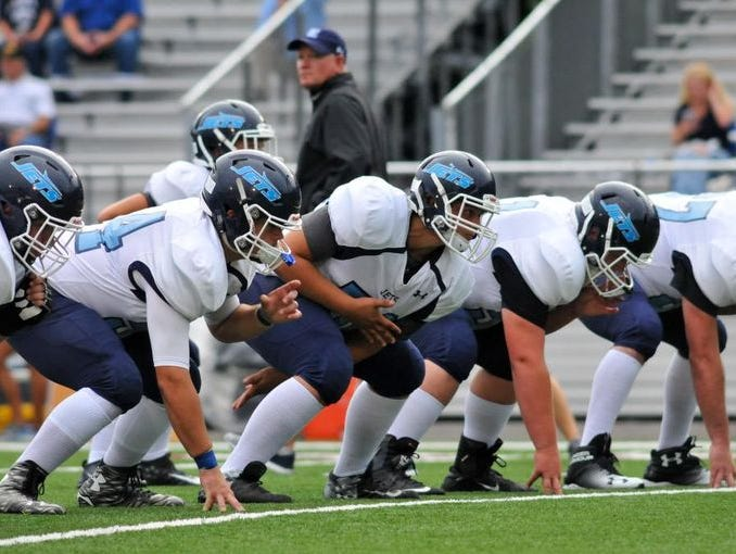 Enka football ended a 13-game losing streak with Friday's win at Hayesville.