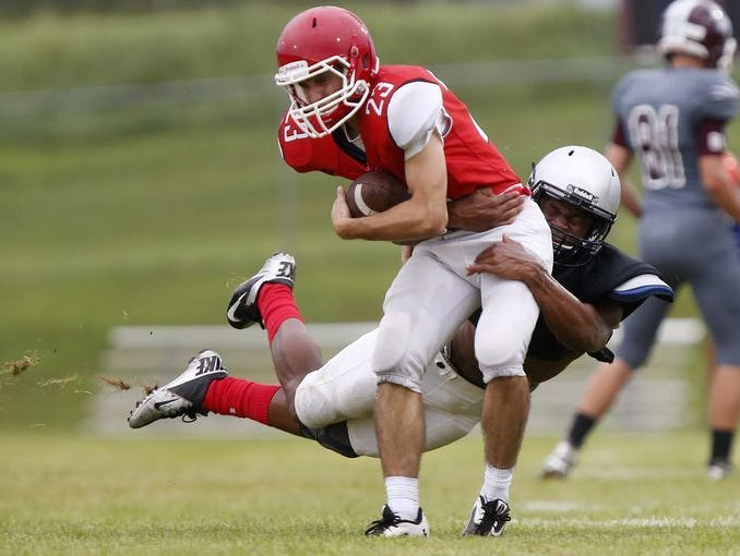 Ozark junior running back Curt Gracey leads the 3-1 Tigers into Republic for a game Friday night.