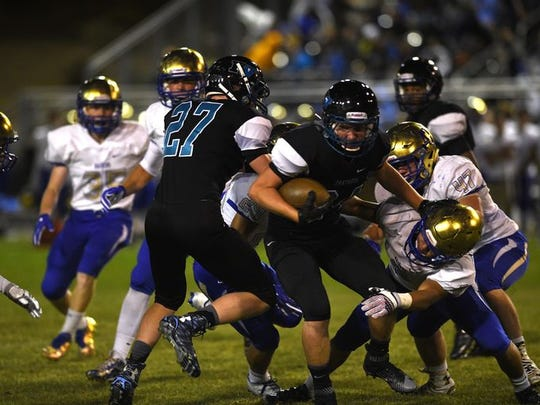 North Valleys plays Reed on Oct. 9