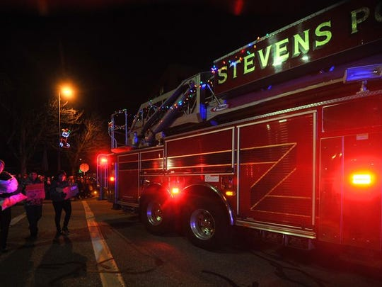 The 28th annual Holiday Parade will be held Nov. 18, 2016 in downtown Stevens Point.