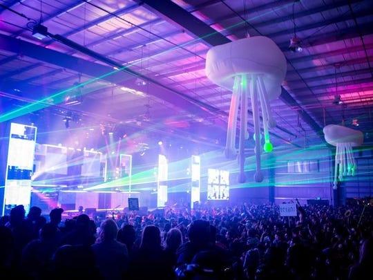 12/30-31: Decadence Arizona EDM Dance Party | Decadence
