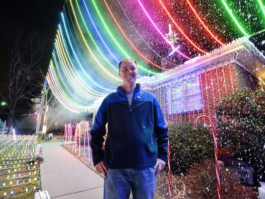 - Christmas Lights In Greenville, SC: Here's Our 2018 Holiday Lights Map