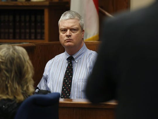 Craig Wood is scheduled to stand trial Oct. 23 — more