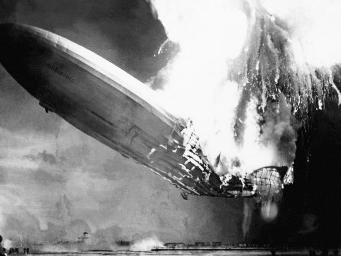 Eighty years ago this spring, disaster struck the Hindenburg airship in New Jersey.