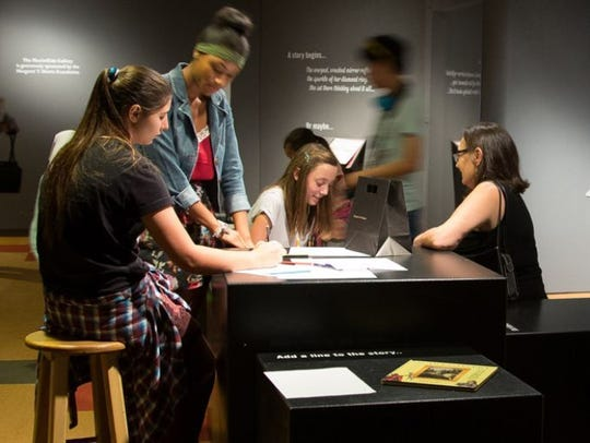 Free Phoenix Art Museum days for families: On the second